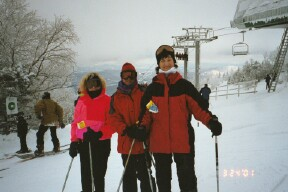 Karen, Dawn & Kathy at Loon